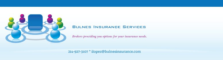 Bulnes Insurance Services - Brokers providing you options for your insurance needs.
